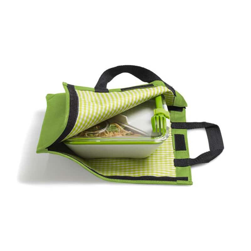 lunch bag in lime by black+blum