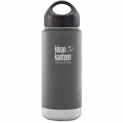 Klean Kanteen Insulated Stainless Steel Bottle in Granite Peak - 473ml