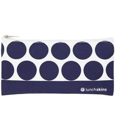 Reusable small snack bag with zip