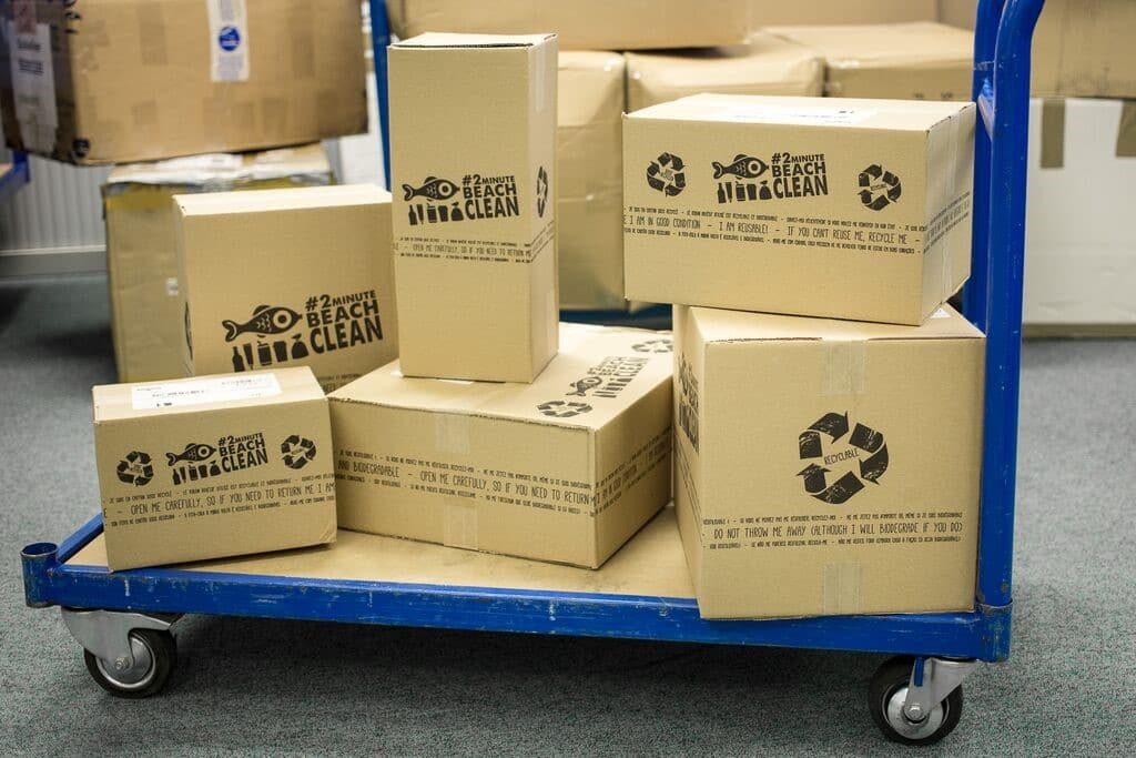 how to use less plastic packaging