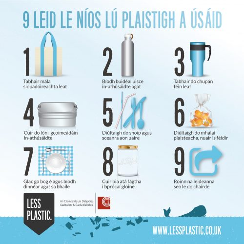 9 tips for living with less plastic in Irish