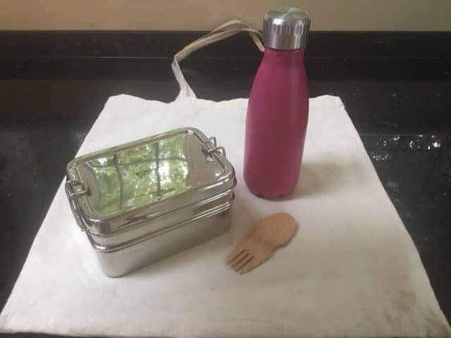 Less Plastic Going Out Kit
